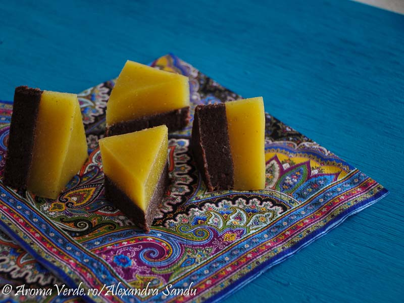 Brownie mango
