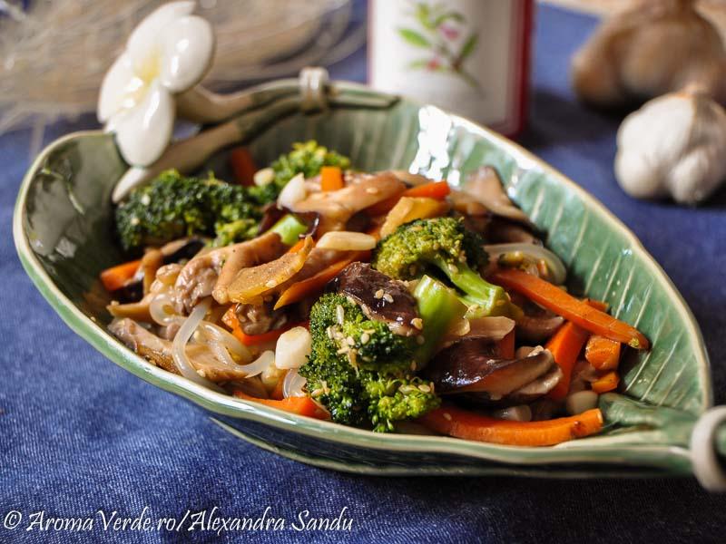 Noodles legume
