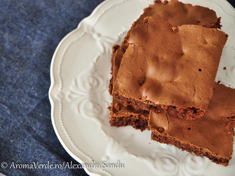 Rețetă Brownie cu nuci