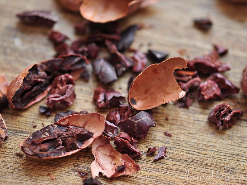 Cacao nibs sau boabe de cacao sparte
