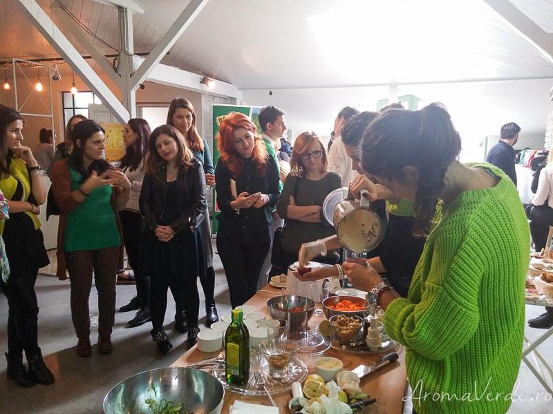 Demonstrație culinară Slowly Veggie