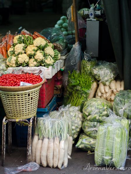 Diverse legume thai