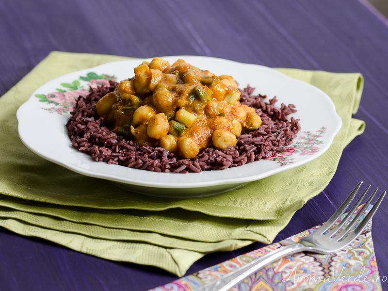 Curry de năut