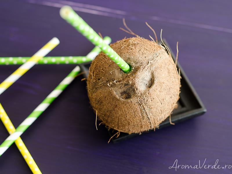 Nucă de cocos de băut