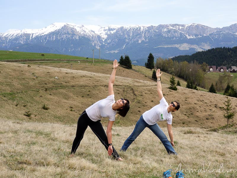 Weekend Yoga relaxare revitalizare