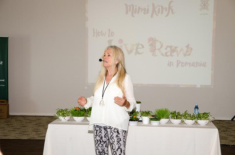 Mimi Kirk Veg Fest