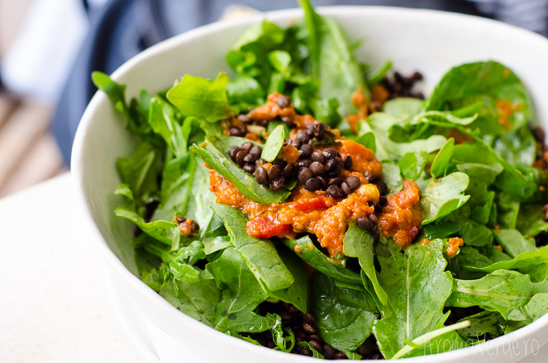 daluma-restaurant-lentils-with-tomato-topping