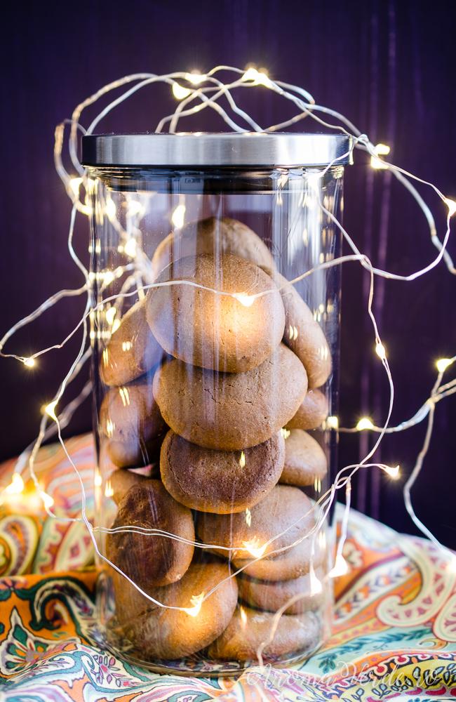Biscuiți vegai cu garam masala