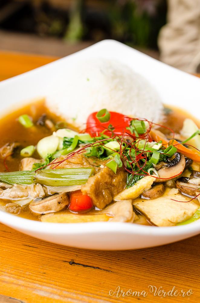Restaurant vegan vietnamez Soy Berlin