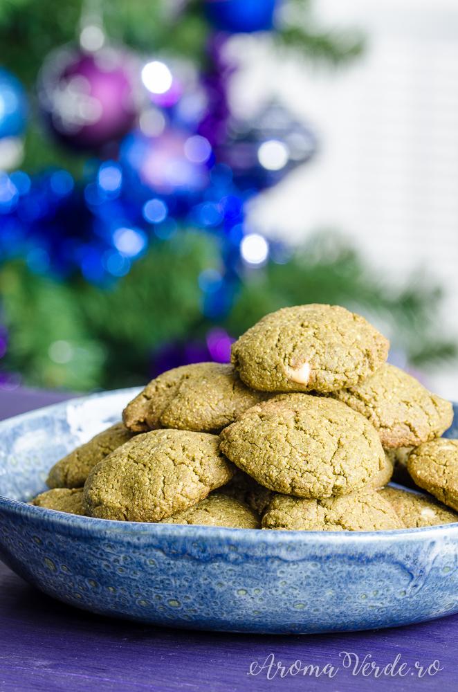 Rețetă de biscuiți vegani